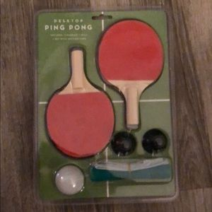 Other - Desktop ping pong
